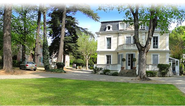 Hotel Villa Castellane Gréoux