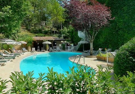 Hotel Villa Borghèse SPA Gréoux