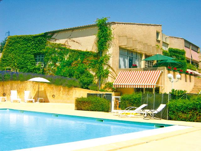 Hotel Résidence Lou Paradou Gréoux