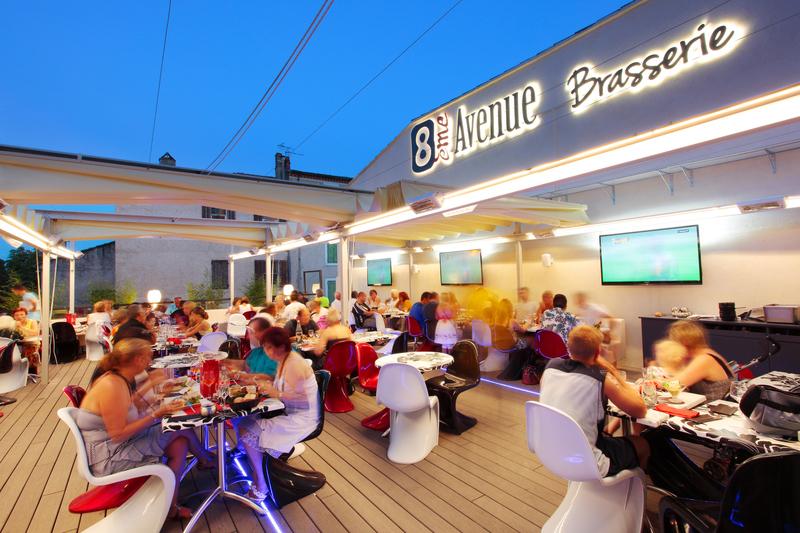 Hotel Restaurant Les Colonnes Greoux Les Bains